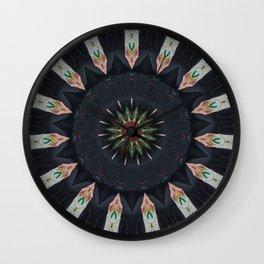Tripod Dancing Morris Ladies Wall Clock