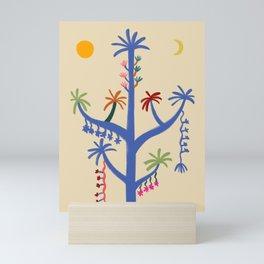 THE MAGIC TREE Mini Art Print