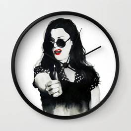 Measuring Proportions Wall Clock