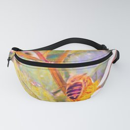Bee and Bokeh Fanny Pack