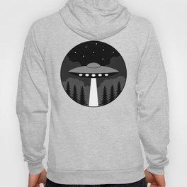 UFO Badge Hoody