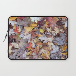 leaf litter menagerie Laptop Sleeve