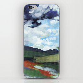 Iowa Summer Storm iPhone Skin
