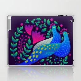 Peacock Love by SCD Balaji Laptop & iPad Skin