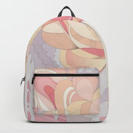 Floral Drip Backpack
