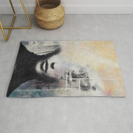 The concept of beauty... Rug