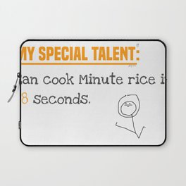 My special talent Laptop Sleeve