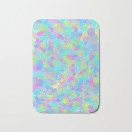 Colorful Time Bath Mat
