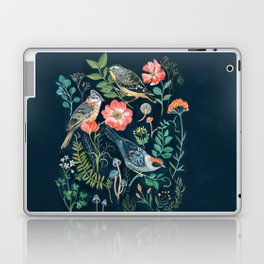 Birds Garden Laptop & iPad Skin