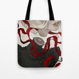 The Headless Woman Tote Bag