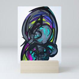 scrawl Mini Art Print