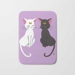 Sailor Moon Cats Bath Mat