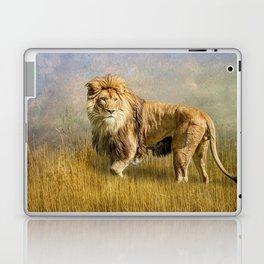 Serengeti King Laptop & iPad Skin