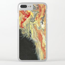 45, Hekate Clear iPhone Case