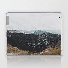 interstellar - landscape photography Laptop & iPad Skin