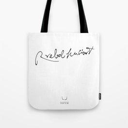 RREBOLHUCIONT Tote Bag
