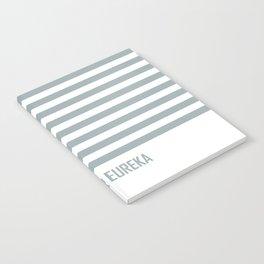 Striker Stripes Notebook