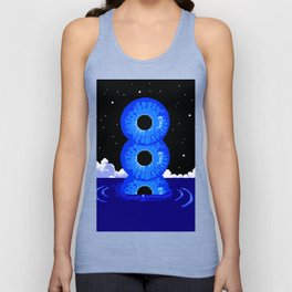 Third Eye Unisex Tank Top