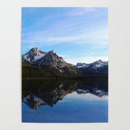 Reflections of Idaho Poster