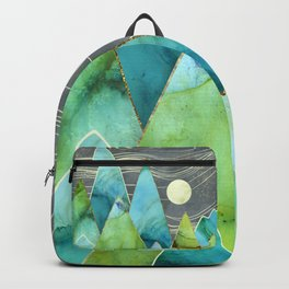 Moonlit Mountains Backpack