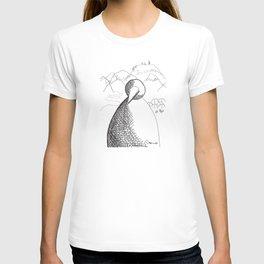 Metaphysical Penguin of Kilimanjaro 1 T-shirt