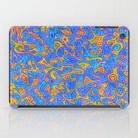 karen iPad Cases featuring Karen by Leah Moloney