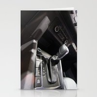 volkswagen Stationery Cards featuring Volkswagen Amarok Highline Cambio by Mauricio Santana