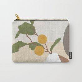 Mandarin Branch Carry-All Pouch