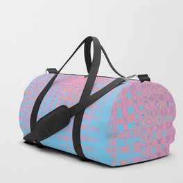 Pastel love Duffle Bag