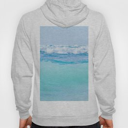 Kapukaulua Pure Blue Surf Hoody