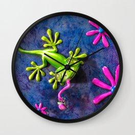 Little Feets Wall Clock