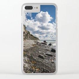 Panga park 1.4 Clear iPhone Case