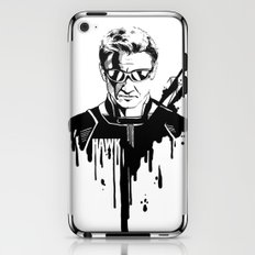 Avengers in Ink: Hawkeye iPhone & iPod Skin