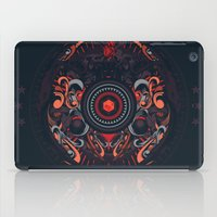 samurai iPad Cases featuring Samurai by Defeat Studio