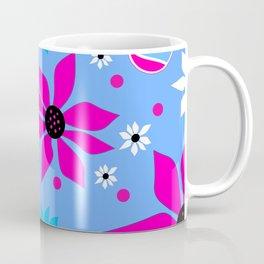 Happy Easter Eggs Pattern Coffee Mug