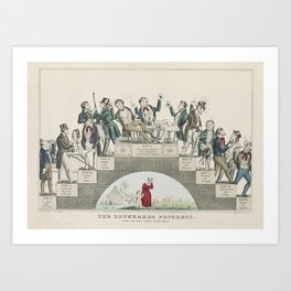 From the First Drink to the Grave Art Print