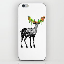 Fallow deer iPhone Skin