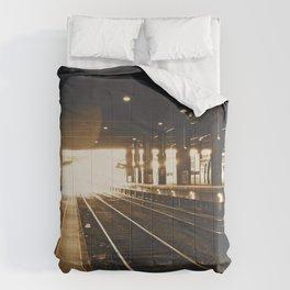 On the Platform Comforters