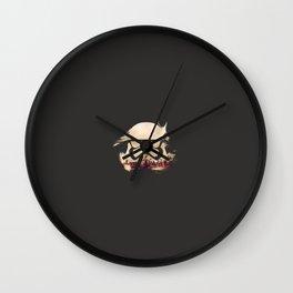 NYC Stormtrooper Wall Clock