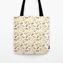 Fill you Heart Tote Bag