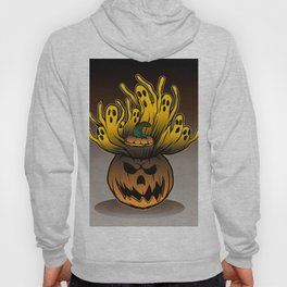 Classic character of ghost and pumpkin Hoody