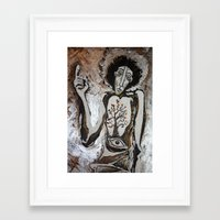 cassandra jean Framed Art Prints featuring Cassandra. by Evilop