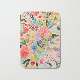 Flower Joy Bath Mat