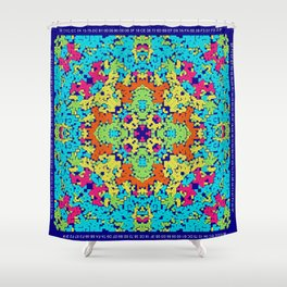 """Spring"" series #1 Shower Curtain"