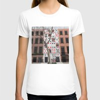house of cards T-shirts featuring House of Cards by AdamSteve