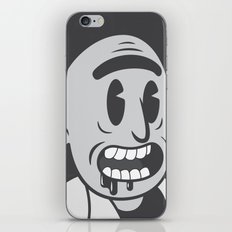 A HUNDRED YEARS SCIENCE iPhone & iPod Skin