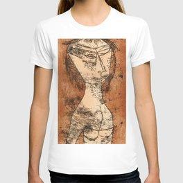 The Saint of the Inner Light, 1921 by Paul Klee T-shirt