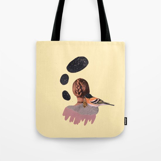 all at once, disappeared Tote Bag