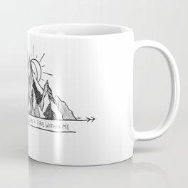 Sky Earth Fire Coffee Mug