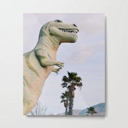 Dino Dino Dino Metal Print